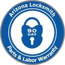 parts & warranty, Parts and Labor Warranty, Phoenix Locksmith - Emergency Locksmith Services